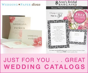 wedding catalogs